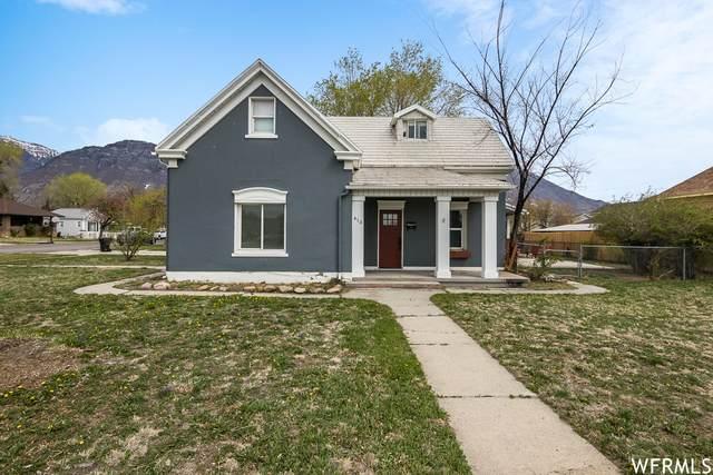 413 S 500 W, Provo, UT 84601 (#1735682) :: Utah Best Real Estate Team | Century 21 Everest