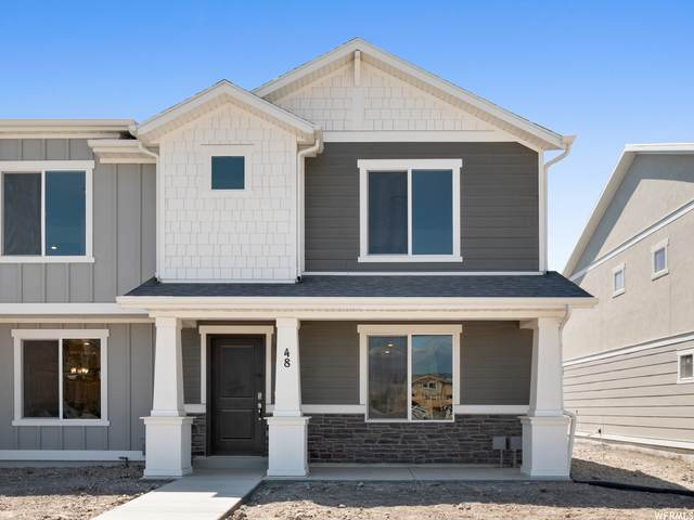 1067 E Rudder Way #1348, Saratoga Springs, UT 84045 (#1735685) :: Belknap Team