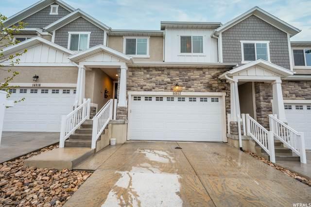 14812 S Patten Ln, Herriman, UT 84096 (#1735686) :: Bustos Real Estate | Keller Williams Utah Realtors