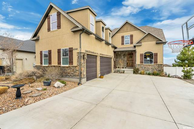 14349 S Round Rock Dr, Herriman, UT 84096 (#1735691) :: The Perry Group