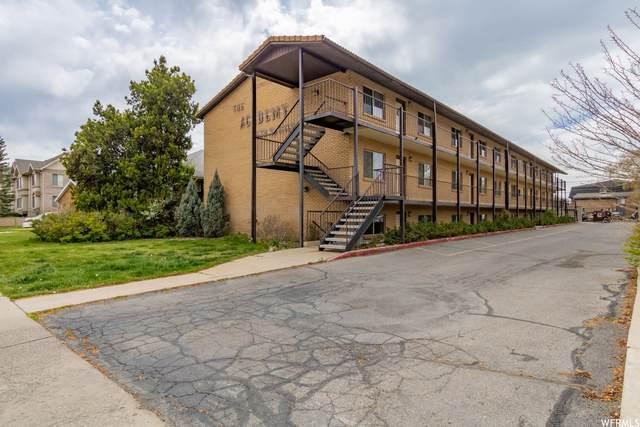639 N University Ave #11, Provo, UT 84601 (#1735692) :: Red Sign Team