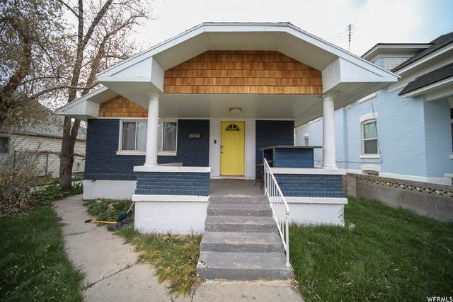 266 S 100 St W, Provo, UT 84601 (#1735708) :: Colemere Realty Associates