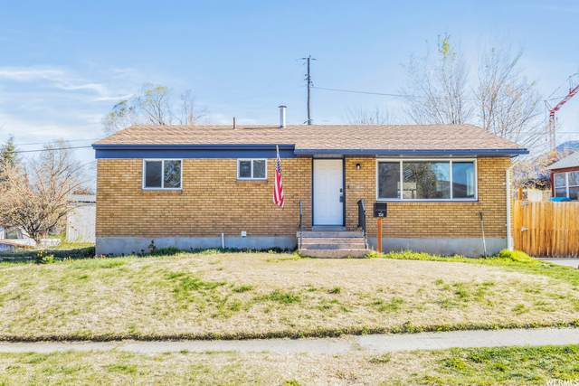 750 E Boughton St S, Ogden, UT 84403 (#1735713) :: The Perry Group