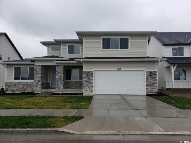 1567 W Andover Rd S #119, South Jordan, UT 84095 (#1735718) :: The Perry Group