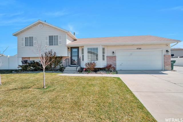 4760 S 3775 W, Roy, UT 84067 (#1735725) :: The Perry Group