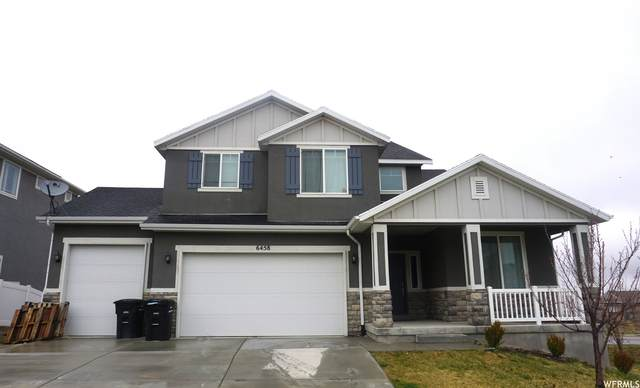 6458 W 7830 S, West Jordan, UT 84081 (#1735729) :: Black Diamond Realty