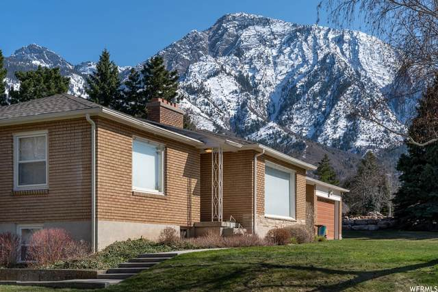 3981 S Mount Olympus Way, Salt Lake City, UT 84124 (#1735732) :: C4 Real Estate Team