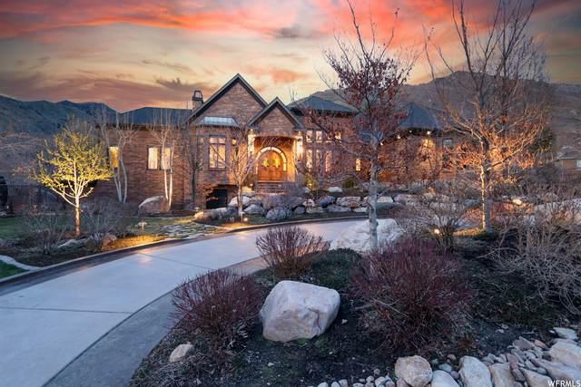 3965 S Mount Olympus Way, Salt Lake City, UT 84124 (MLS #1735734) :: Lookout Real Estate Group