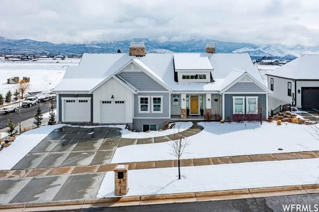 3238 E Lindsay Spring Rd, Heber City, UT 84032 (#1735735) :: Utah Dream Properties