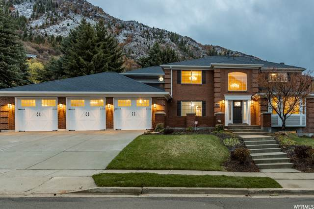 3842 Little Cottonwood Ln, Sandy, UT 84092 (#1735743) :: REALTY ONE GROUP ARETE