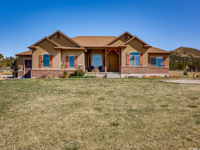2792 W Ridgeline Rd, Stockton, UT 84071 (MLS #1735766) :: Summit Sotheby's International Realty