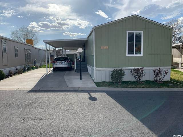 1487 N 500 W #26, Orem, UT 84057 (#1735771) :: The Perry Group