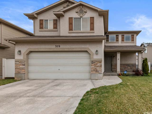 372 N Stamford Dr, North Salt Lake, UT 84054 (#1735775) :: Berkshire Hathaway HomeServices Elite Real Estate