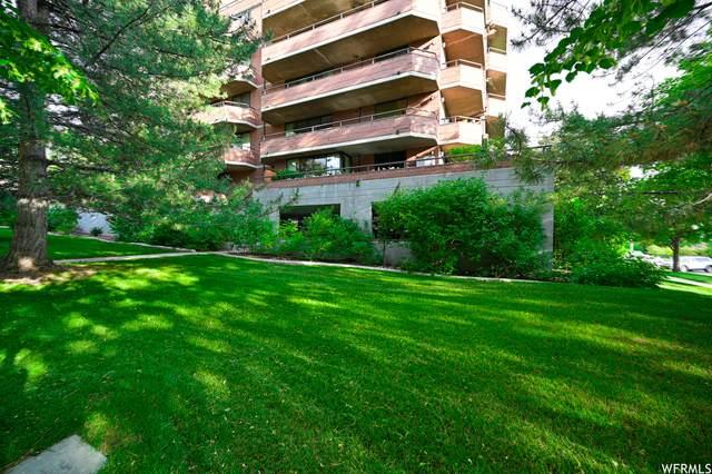 115 S 1100 E #509, Salt Lake City, UT 84102 (#1735784) :: Utah Best Real Estate Team | Century 21 Everest