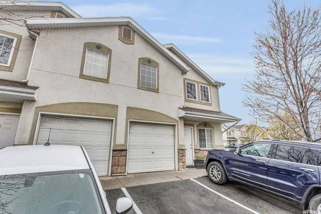 3708 Messina Ct A, West Valley City, UT 84119 (#1735785) :: REALTY ONE GROUP ARETE
