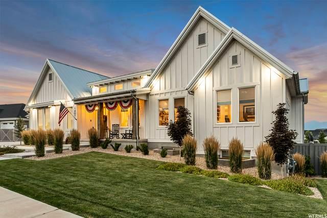 14071 S Sleepy Oaks Ln, Herriman, UT 84096 (#1735791) :: Utah Dream Properties