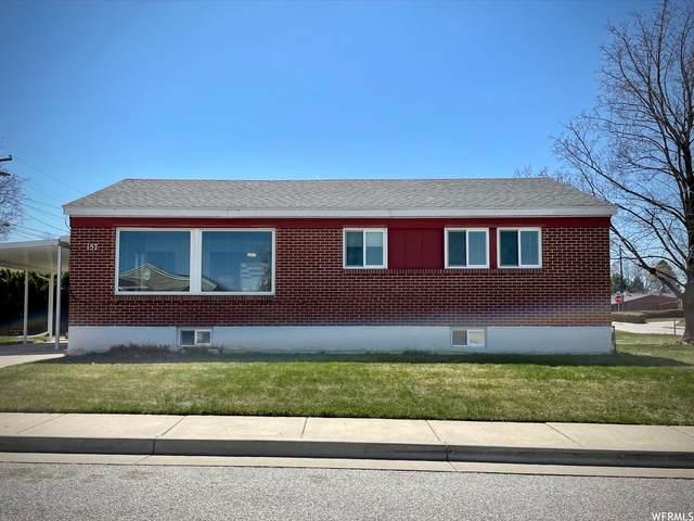 157 W 4775 S, Washington Terrace, UT 84405 (#1735793) :: C4 Real Estate Team