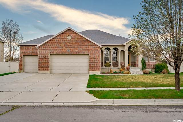 2798 S 1415 W, Syracuse, UT 84075 (#1735798) :: Doxey Real Estate Group