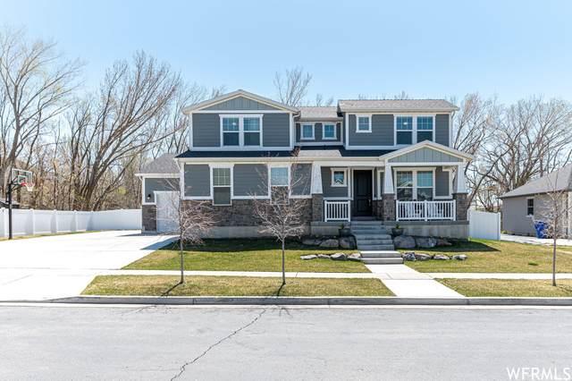 47 W Eastwood Pl S, Farmington, UT 84025 (#1735800) :: Utah Dream Properties