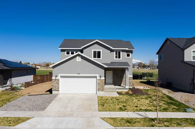 528 W 1870 S, Payson, UT 84651 (#1735804) :: REALTY ONE GROUP ARETE