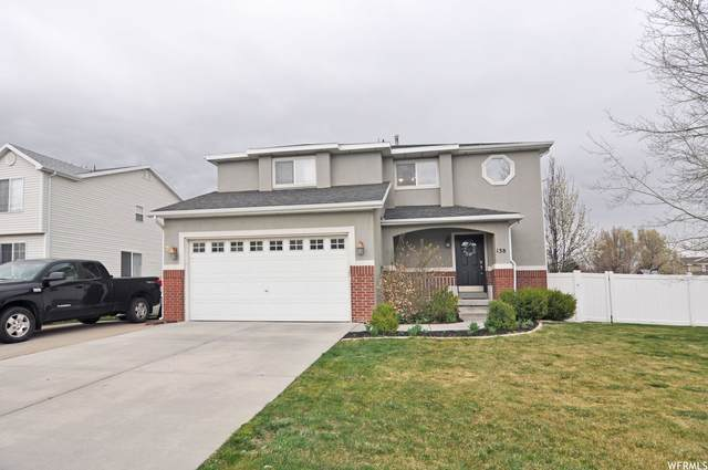 138 E 1375 N, Layton, UT 84041 (#1735807) :: Berkshire Hathaway HomeServices Elite Real Estate