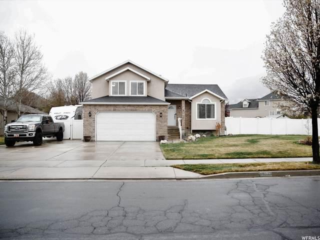 11578 S Copper Stone Dr W, South Jordan, UT 84009 (#1735810) :: Big Key Real Estate