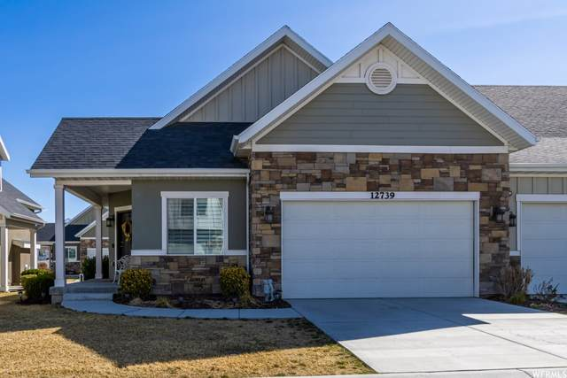 12739 S Meadow Run Ct, Riverton, UT 84065 (#1735815) :: REALTY ONE GROUP ARETE