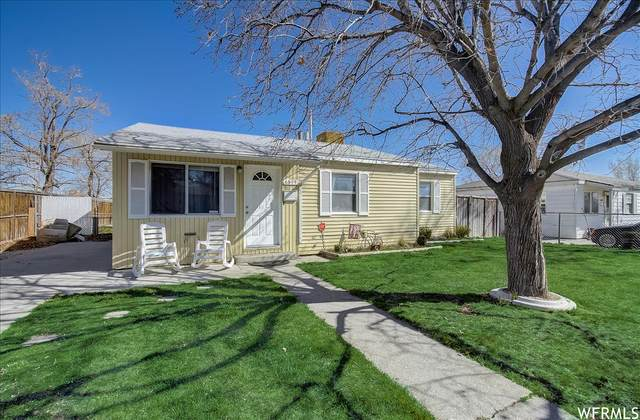 4514 W 5375 S, Salt Lake City, UT 84118 (#1735818) :: Berkshire Hathaway HomeServices Elite Real Estate