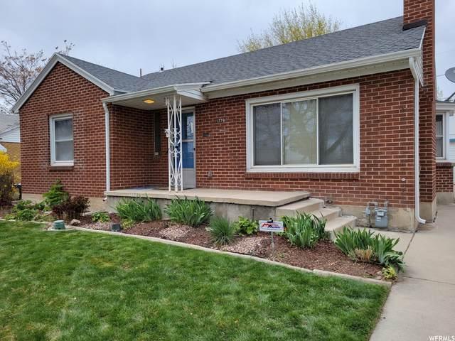 1779 E Downington Ave, Salt Lake City, UT 84108 (#1735821) :: Utah Best Real Estate Team | Century 21 Everest