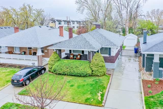 631 E Wilson Ave, Salt Lake City, UT 84105 (#1735823) :: Utah Best Real Estate Team | Century 21 Everest