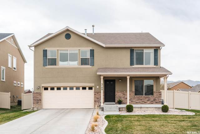 3749 W Jordan View Dr, Lehi, UT 84043 (#1735827) :: The Fields Team
