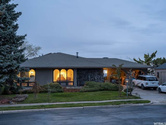2571 E Campus Dr S, Salt Lake City, UT 84121 (#1735832) :: Black Diamond Realty