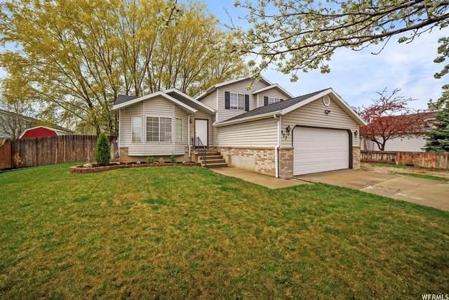 607 N 1550 W, Pleasant Grove, UT 84062 (#1735834) :: Utah Best Real Estate Team | Century 21 Everest