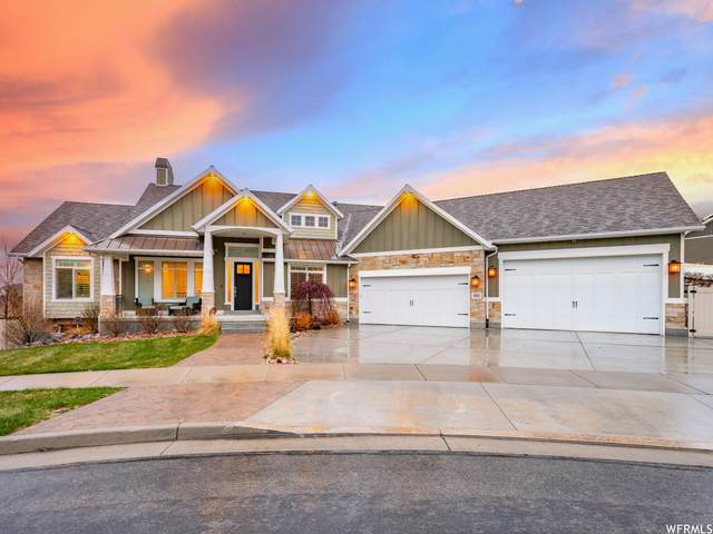 6816 W Black Ridge Cir S, Herriman, UT 84096 (#1735852) :: Black Diamond Realty