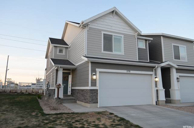 278 E Wren Hill Ln S, Saratoga Springs, UT 84045 (#1735853) :: Black Diamond Realty