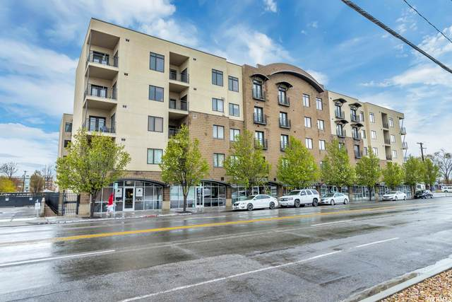 2150 S Main St W #502, Salt Lake City, UT 84115 (#1735858) :: Utah Best Real Estate Team | Century 21 Everest