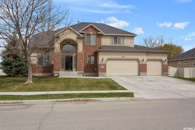 3034 W 12925 S, Riverton, UT 84065 (MLS #1735863) :: Summit Sotheby's International Realty