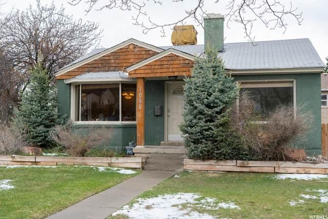 3080 S Valley St, Salt Lake City, UT 84109 (#1735868) :: Utah Best Real Estate Team | Century 21 Everest