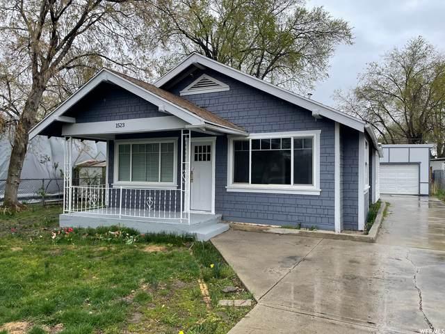 1523 W Russett Ave, West Valley City, UT 84119 (#1735869) :: Berkshire Hathaway HomeServices Elite Real Estate