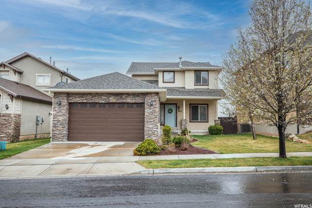 1947 W Woodview Dr N, Lehi, UT 84043 (#1735870) :: Black Diamond Realty