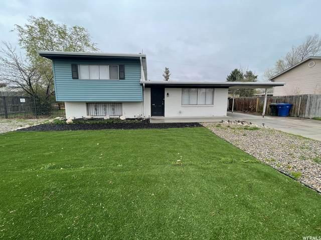6505 W 3500 S, West Valley City, UT 84128 (#1735872) :: Berkshire Hathaway HomeServices Elite Real Estate