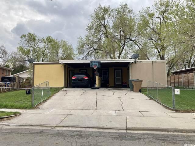 1461 W Gillespie Ave, Salt Lake City, UT 84104 (#1735873) :: Utah Best Real Estate Team | Century 21 Everest