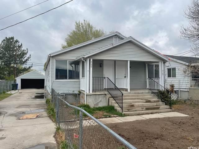 3148 S West Temple St, Salt Lake City, UT 84115 (#1735874) :: Utah Best Real Estate Team | Century 21 Everest