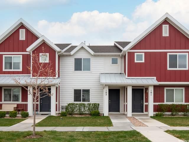 103 E Legacy Pkwy, Saratoga Springs, UT 84045 (#1735876) :: C4 Real Estate Team