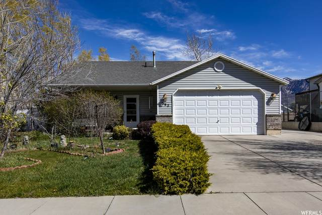 592 E 650 N, Ogden, UT 84404 (#1735885) :: Black Diamond Realty