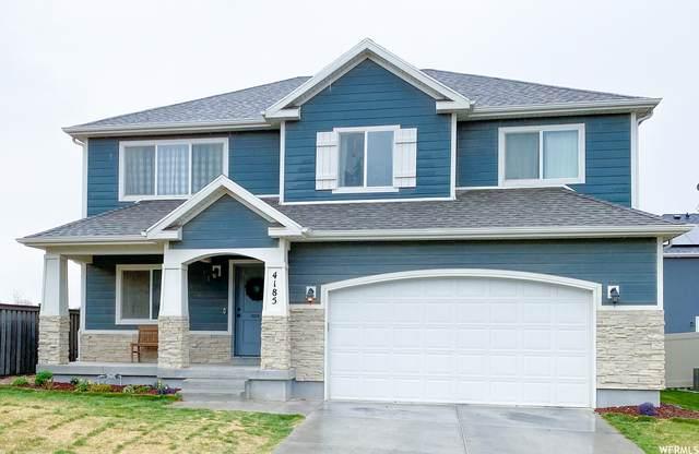 4185 Goosegrass Way, Eagle Mountain, UT 84005 (#1735886) :: Berkshire Hathaway HomeServices Elite Real Estate