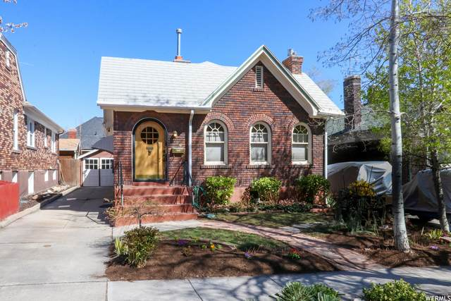 134 C St, Salt Lake City, UT 84103 (#1735889) :: C4 Real Estate Team
