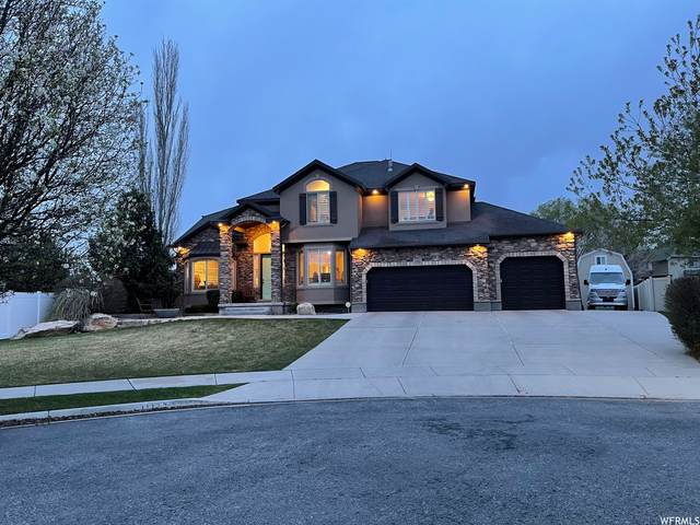 11742 S Current Creek Dr W, South Jordan, UT 84095 (#1735890) :: Bustos Real Estate | Keller Williams Utah Realtors