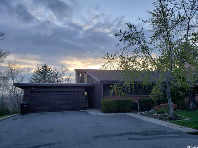 2727 N Edgewood Dr, Provo, UT 84604 (#1735897) :: Doxey Real Estate Group