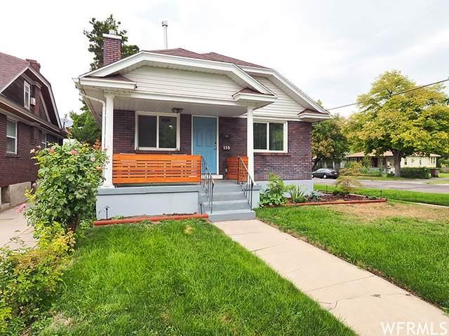 135 E Cleveland Ave, Salt Lake City, UT 84115 (#1735903) :: Utah Best Real Estate Team | Century 21 Everest